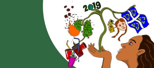 L'année 2019 en environnement