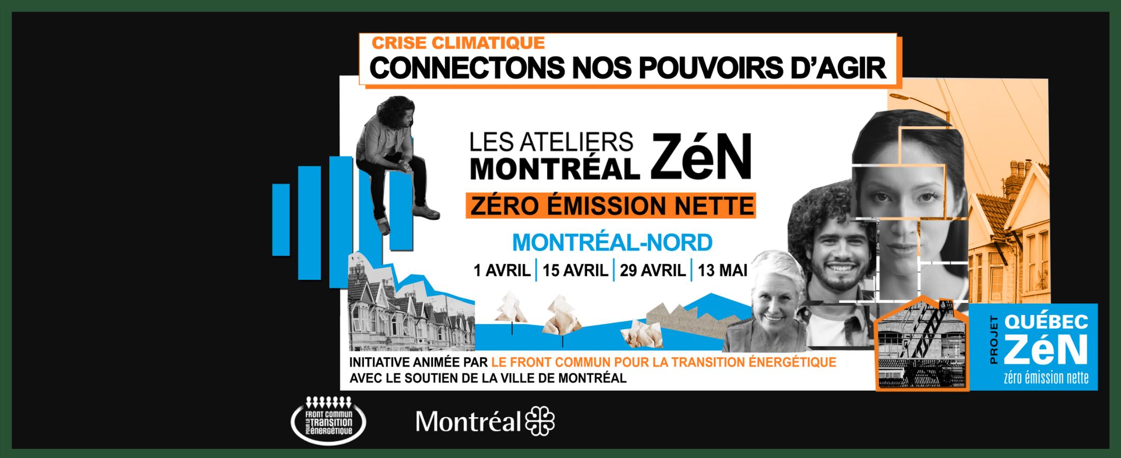 Transition écologique à Montréal-Nord